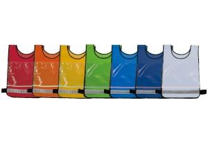 役割を差し替え出来るカラーベスト7色の色展開。